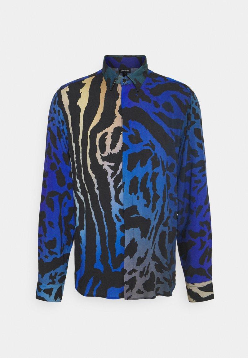 Just Cavalli - CAMICIA - Shirt - bright cobalt