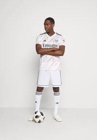 adidas Performance - ARSENAL FC AEROREADY SPORTS FOOTBALL - Club wear - clowhi/black - 1