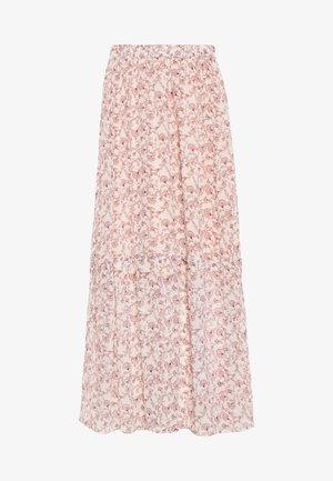 VALERIE SKIRT - Maxi skirt - crystal