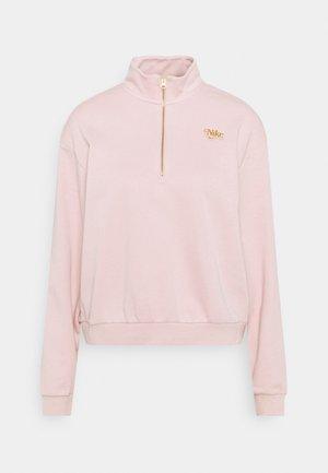 FEMME - Sweater - pink oxford/metallic gold