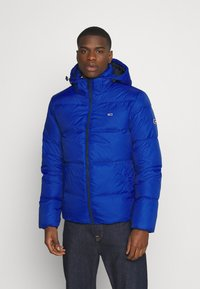 Tommy Jeans - TJM ESSENTIAL DOWN JACKET - Piumino - providence blue - 0