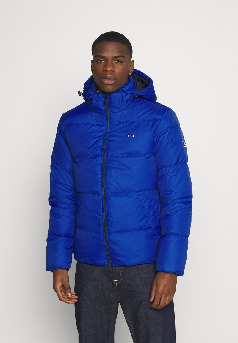Tommy Jeans - TJM ESSENTIAL DOWN JACKET - Piumino - providence blue