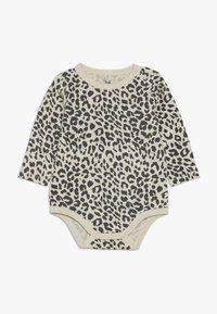 Cotton On - GIFT BABY MOMOUTH SET - Šátek - caramel marle/summer oscelot - 3