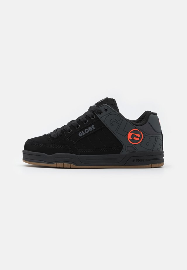TILT - Chaussures de skate - black split/orange