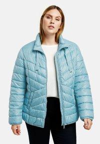 Samoon - Light jacket - cameo blue - 0