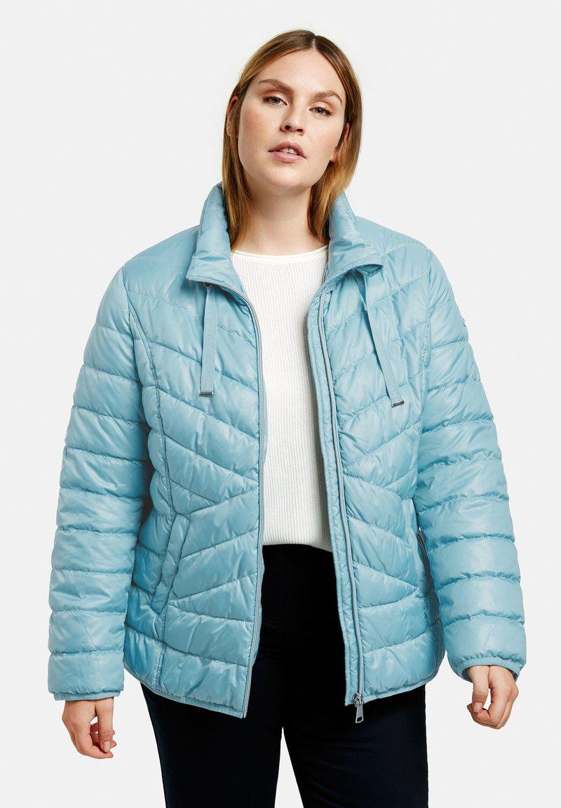 Samoon - Light jacket - cameo blue
