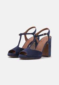 L'Autre Chose - High heeled sandals - abyss - 2