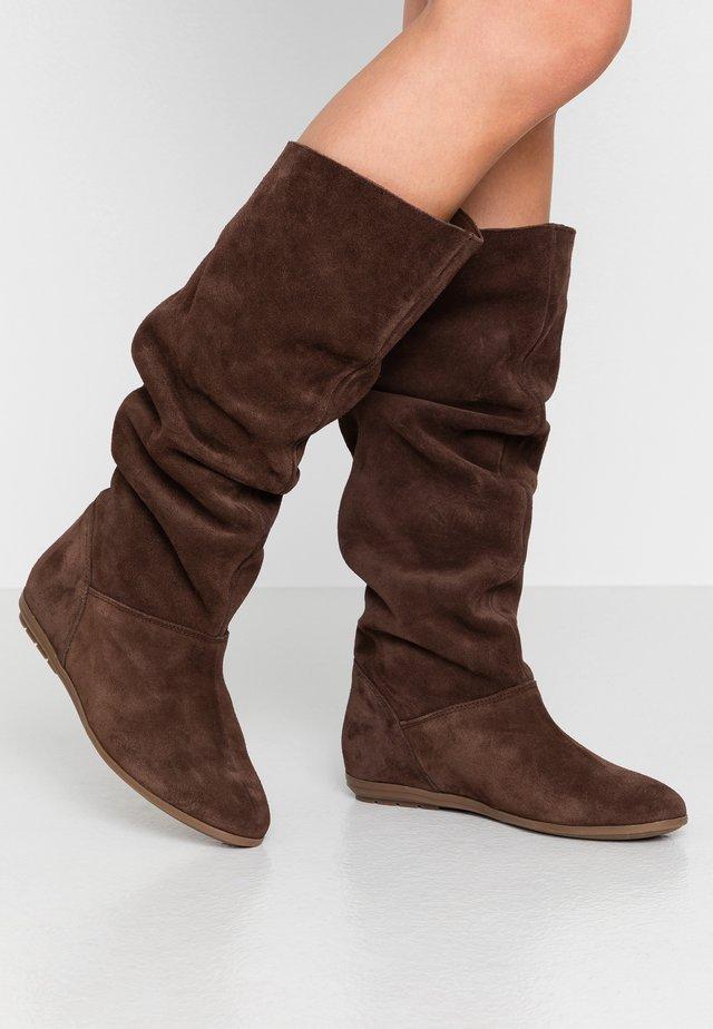 Boots - marron