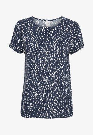 IHVERA  - Print T-shirt - total eclipse