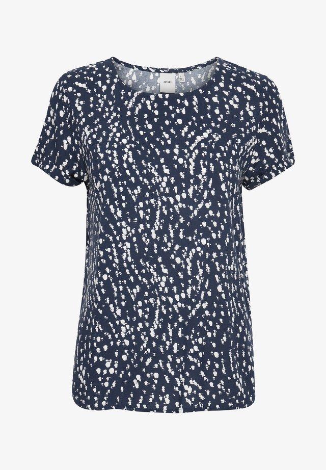 IHVERA  - T-shirt con stampa - total eclipse
