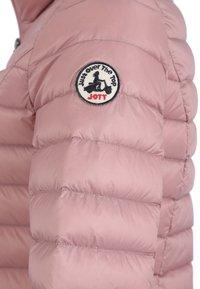JOTT - DAUNENJACKE CHA - Down jacket - light pink - 4
