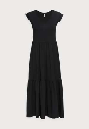 ONLMAY LIFE DRESS - Maxikjole - black