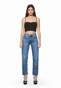 Pepe Jeans - DUA LIPA X PEPE JEANS - Straight leg jeans - denim - 1