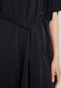 Monki - HESTER DRESS - Robe en jersey - black - 5