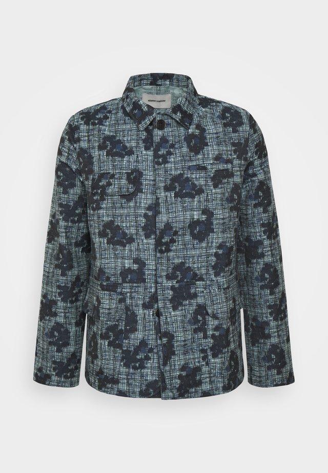 BETWEEN - Summer jacket - mint blue