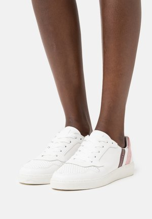 LAURITE - Sneakers laag - offwhite/pink