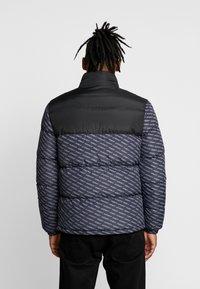Night Addict - NAMASTER - Winter jacket - black - 2
