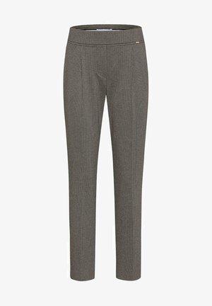 CISINALCO - Trousers - hellbraun