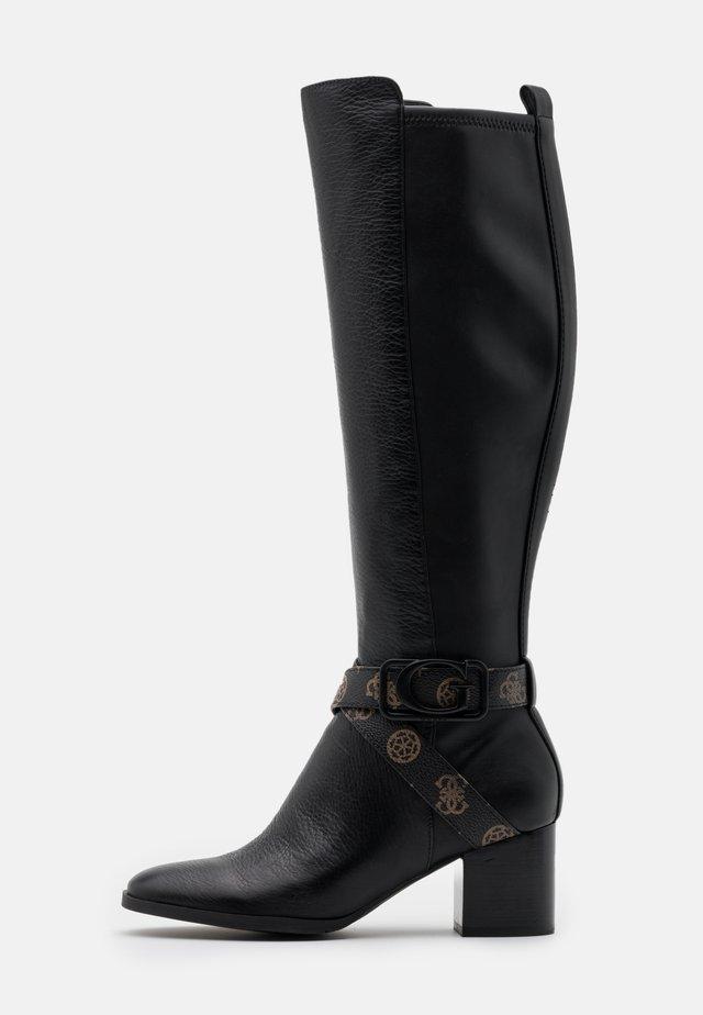 PAXLEY - Vysoká obuv - black