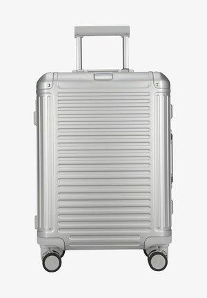 NEXT - Wheeled suitcase - silber