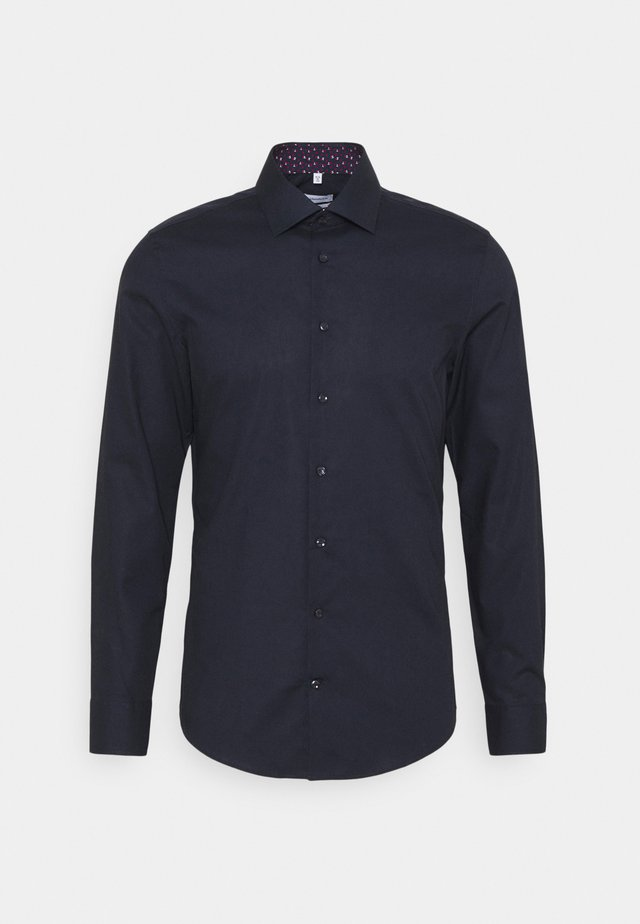 BUSINESS PATCH - Formal shirt - blau