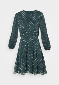 Ted Baker - KOBIE DRESS - Vestido informal - dark green - 4