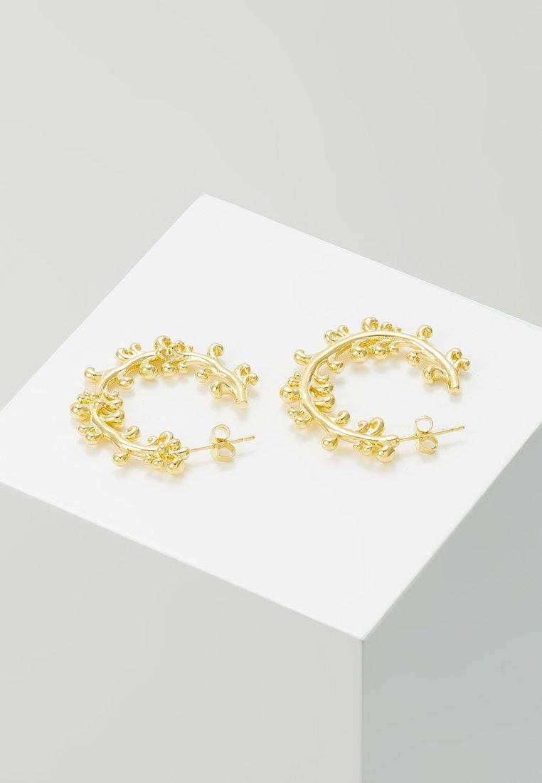 P D Paola Amalfi - Ohrringe Gold-coloured/gold