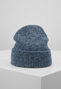 Topman - DUSTN - Beanie - blue/white - 0