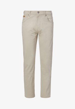 TEXAS  - Slim fit jeans - tan