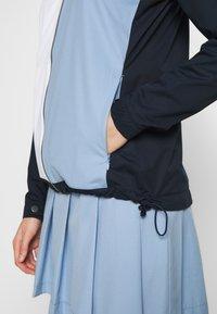 Cross Sportswear - JACKET - Kurtka sportowa - blue - 5