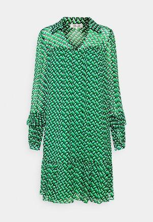 HEIDI DRESS - Day dress - medium green