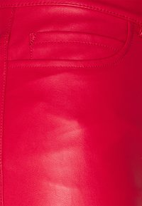 Pinko - SUSAN TROUSERS - Trousers - red - 2