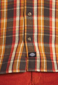 Dickies - GLENMORA - Shirt - brown duck - 6