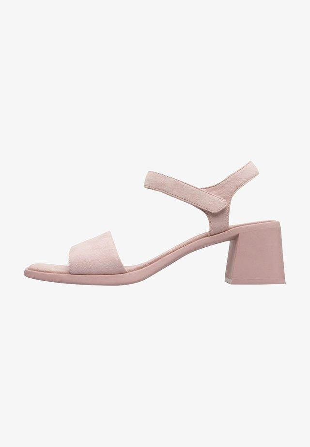 KAROLINA - Classic heels - pink