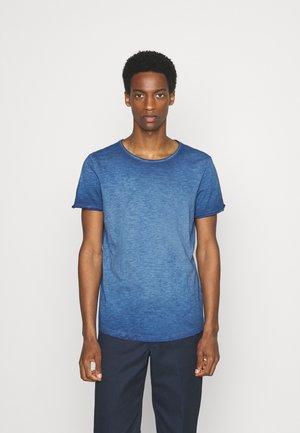 KURZARM - Basic T-shirt - blue