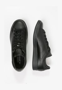 adidas Originals - STAN SMITH - Trainers - black - 1