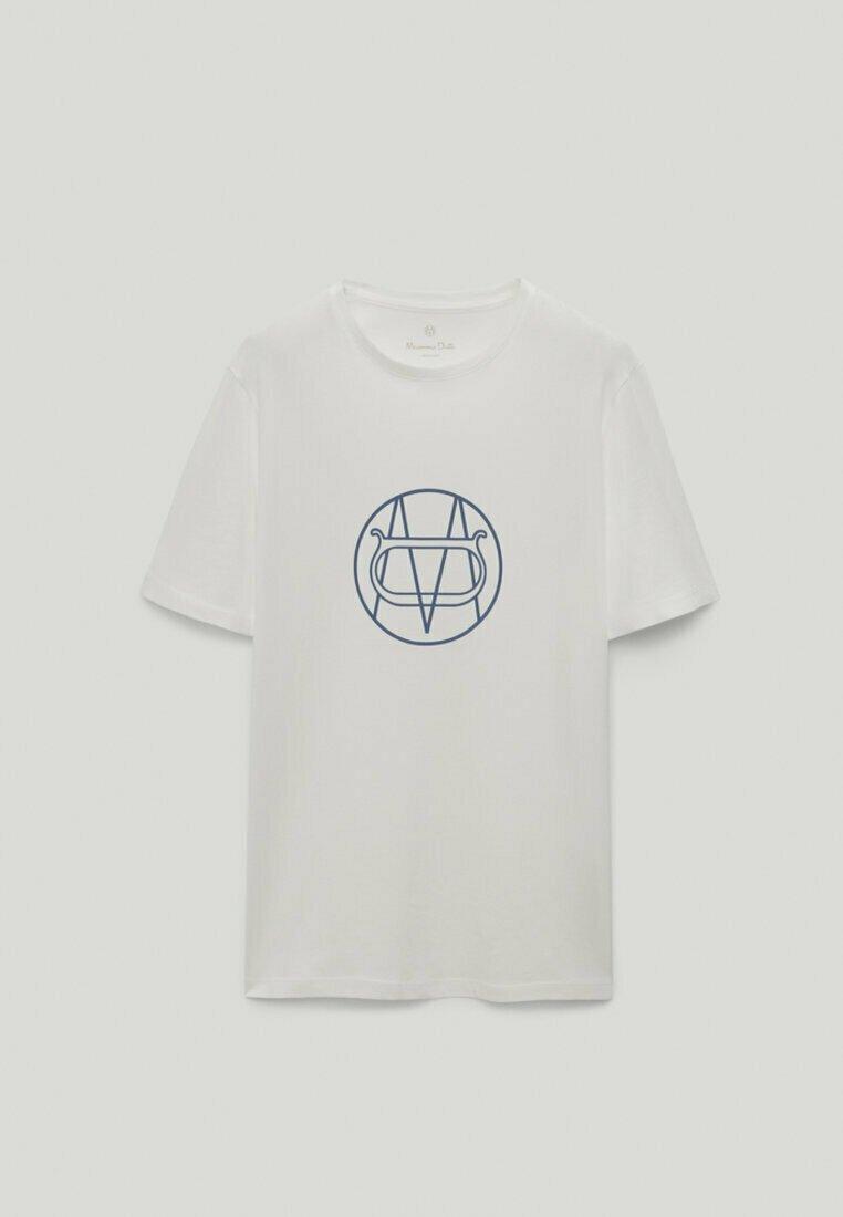 Men MIT LOGO PRINT  - Print T-shirt