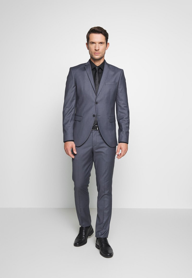 Selected Homme - SLHSLIM SUIT  - Anzug - stone