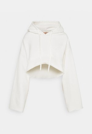 HOODIE - Sweater - ecru
