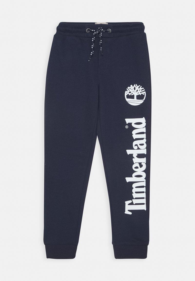 Timberland - Teplákové kalhoty - navy