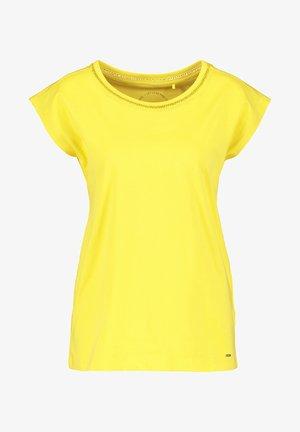 Basic T-shirt - summer sun