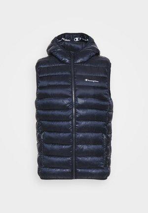 Waistcoat - dark blue