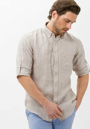 STYLE DIRK - Shirt - sand