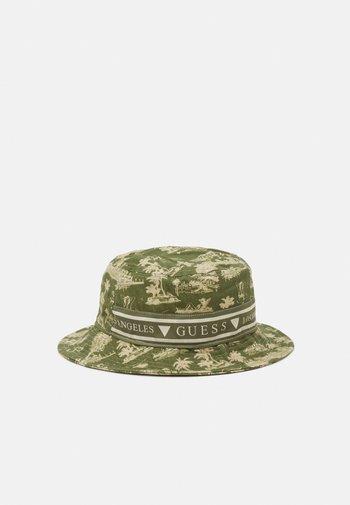 BUCKET HAT UNISEX - Hat - green