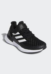 adidas Performance - RAPIDARUN UNISEX - Neutrální běžecké boty - black - 2