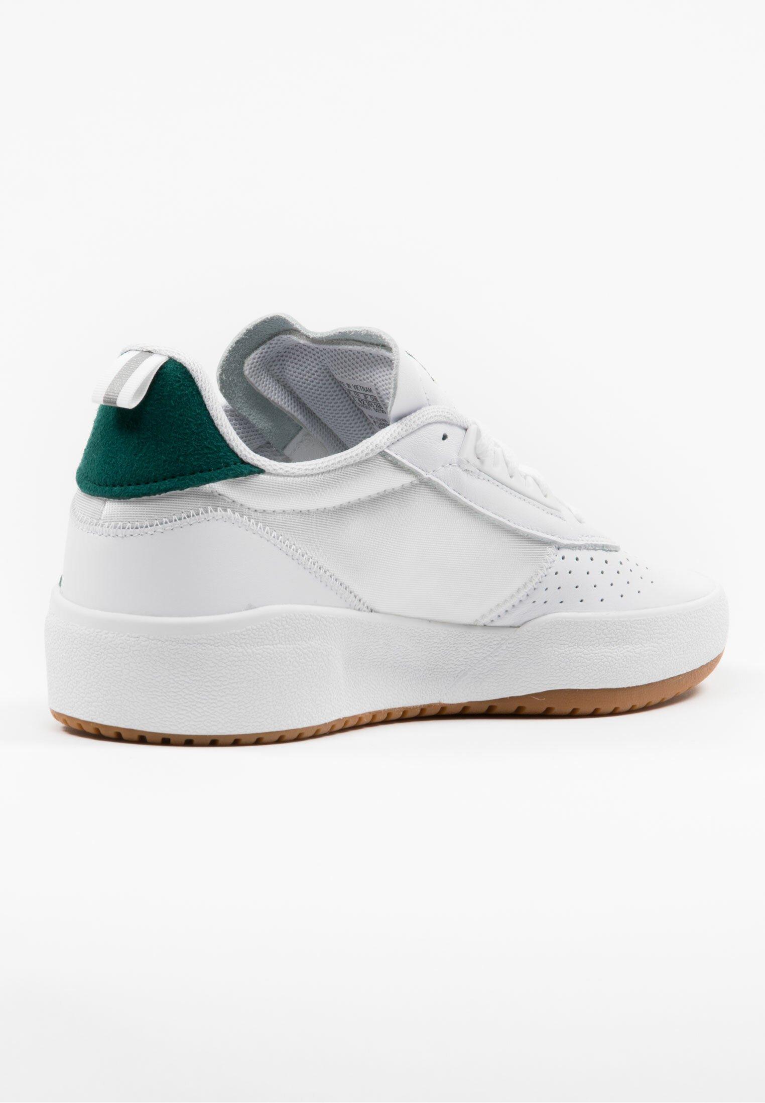 adidas Originals LIBERTY CUP - Sneaker low - cloud white / green / brown/grün - Herrenschuhe wFoLU