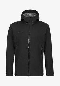 Mammut - CONVEY TOUR - Hardshell jacket - black - 7