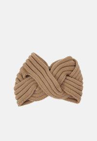 WEEKEND MaxMara - CIRIACO - Ear warmers - camello - 0