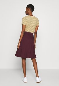 Anna Field Tall - A-line skirt - winetasting - 2