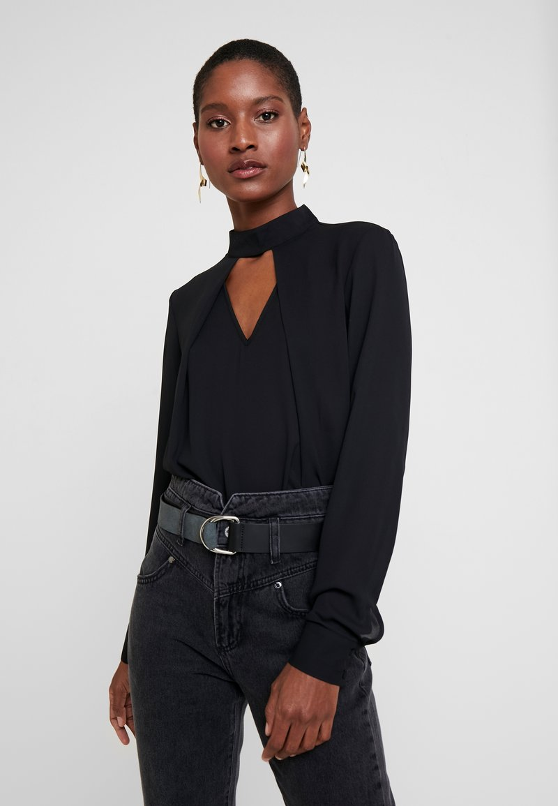 Guess - PELAGIA - Bluse - jet black